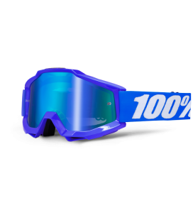 100% Accuri Reflex Blue Mirror/Blue