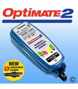 Carregador baterias OptiMate 2