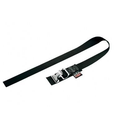 Powertye cinta aperto 2,5x91cm preto