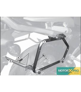 Suporte Malas Laterais Honda NC700S/X 750S/X