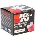 X-Stream K&N Filtro óleo KN139