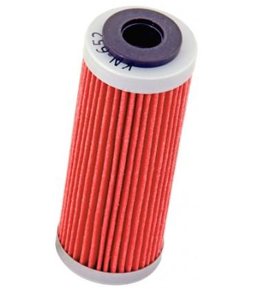X-Stream K&N Filtro óleo KN653