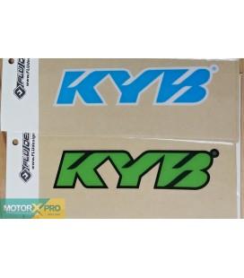 Autocolantes Suspensão KYB