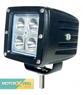 Farol LEDS 10cm Extreme offroad Ligthing