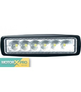 Farol 6 LEDS 16 cm Extreme offroad Ligthing
