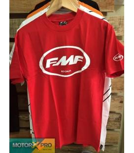FMF T-Shirt Classic DON Tee Vermelha