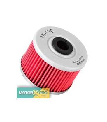 X-Stream K&N Filtro óleo KN112