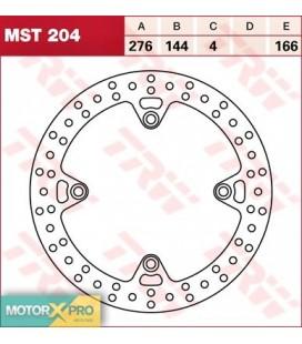 Disco travão traseiro TRW MST204 Off Road