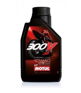 Motul 300V 10W/40 Factory Line