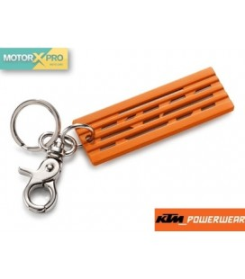 KTM porta chaves metálico