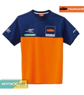 KTM T-Shirt Replica Team