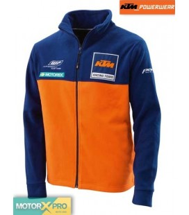 KTM Casaco polar Replica Team