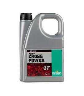 Motorex Cross Power 4T 10W/60 4LT