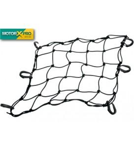 Aranha elastica 38x38 preto