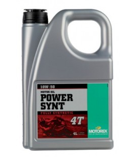 Motorex Power Synt 4T 10W/50 4LT