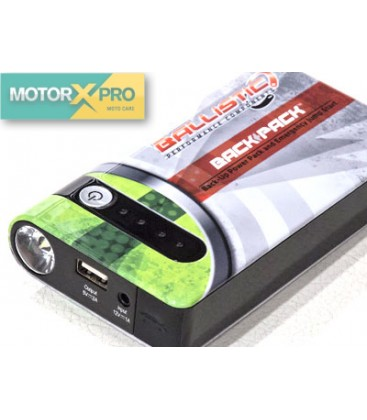 Kit bateria Arranque emergência