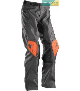 Calças Thor Range cinza/laranja