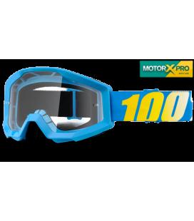 100% Strata Blue Clear