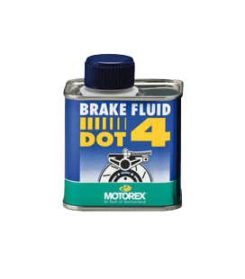 Motorex Brake Fluid DOT4