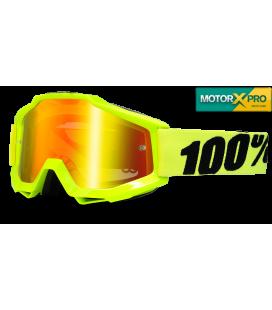 100% Accuri Flou Yellow Mirror