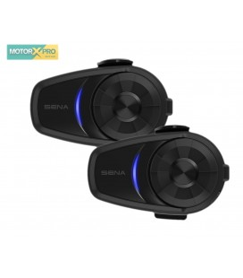 Sena 10S intercomunicador bluetooth Dual pack