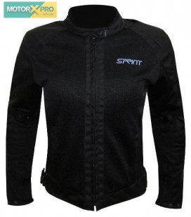 Casaco Sprint Lady Fresh 2 preto