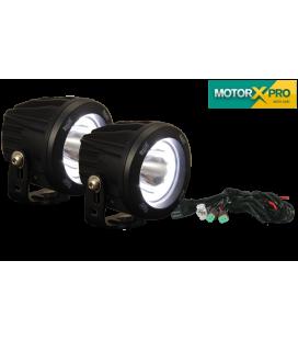 Kit Luzes Vision X Optimus Round Halo