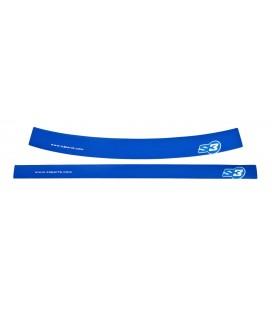 "Kit S3 completo para Jantes 18/19""+21"" Azul"""