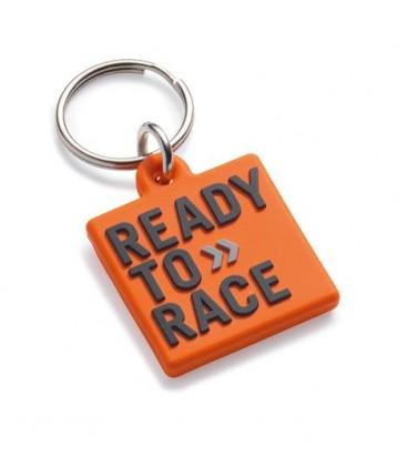 KTM porta chaves em borracha