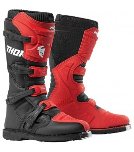 Botas Thor Blitz XP S9Y Offroad Red/Black