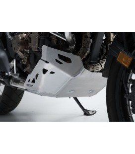 Engine guard SW-MOTECH silver. Honda Africa Twin CRF 1000 L (2015+)