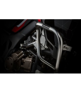 Crash bar SW-MOTECH Stainless steel. Honda Africa Twin CRF1000L  (2015 +)
