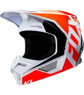 Capacete Fox V1 ECE Orange fluor