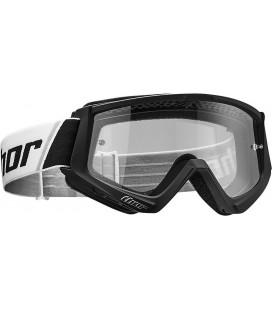 Óculos Combat Thor lentes transparentes Anti-fog